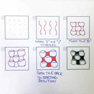 Basic Zentangle Classes