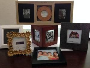 Zentangle frames from Goodwill Store