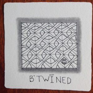 Basic B'Twined  Tips - Use large scale grid