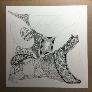 More tangles have been added to the Opus Tile.