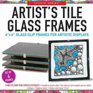 Artist's Tile Glass Frames