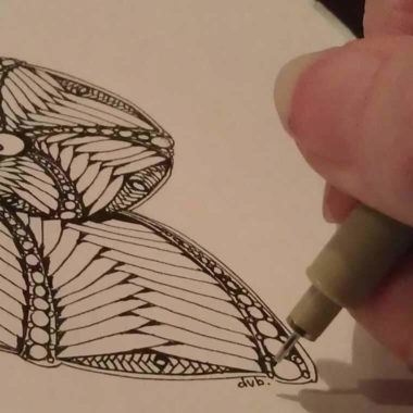 Beyond Zentangle Basics – Specialized Classes